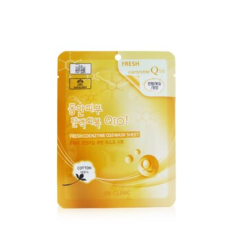 Mask Sheet - Fresh Coenzyme Q10 (10pcs)