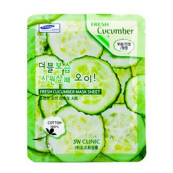 Mask Sheet - Fresh Cucumber (10pcs)