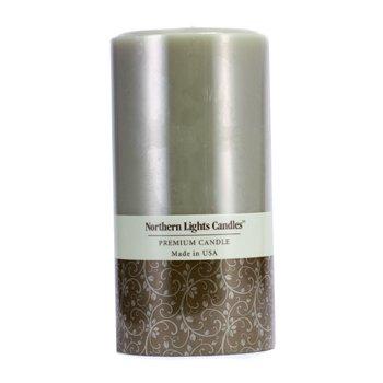 Northern Lights Candles Premium Свеча - Лайм Базилик (3x6) inch