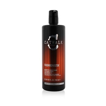 Catwalk Fashionista Brunette Conditioner (For Warm Tones) (750ml/25.36oz)