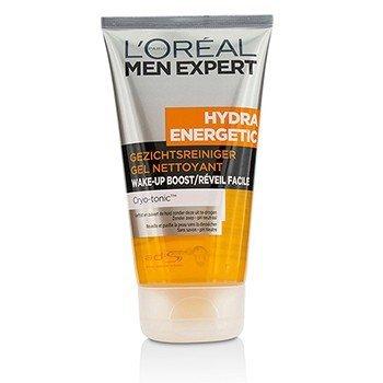 LOreal Men Expert Hydra Energetic Пробуждающий Очищающий Гель 150ml/5oz
