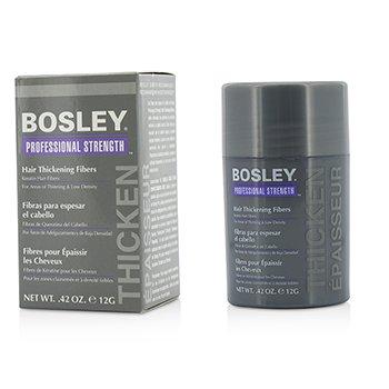 Bosley Professional Strength Волокна для Густоты Волос - # Серый 12g/0.42oz
