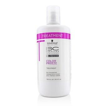 Schwarzkopf BC Color Freeze Ухаживающее Средство - для Окрашенных Волос (Новая Упаковка) 750ml/25.5oz
