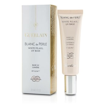 Guerlain Blanc De Perle White P.E.A.R.L. Осветляющая УФ База SPF30 30ml/1oz