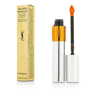 Yves Saint Laurent Volupte Блеск Масло - #07 Crush Me Orange 6ml/0.2oz