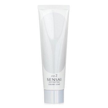 Sensai Silky Purifying Creamy Soap (New Packaging) (125ml/4.3oz)