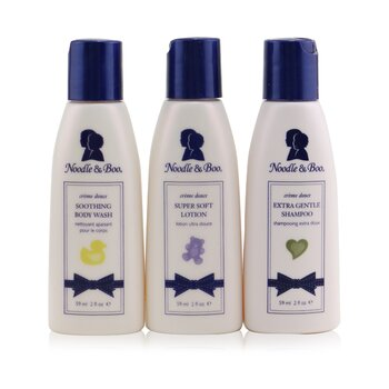 Essential Care Kit: Body Wash 59ml/2oz + Shampoo 59ml/2oz + Lotion 59ml/2oz (3pcs)