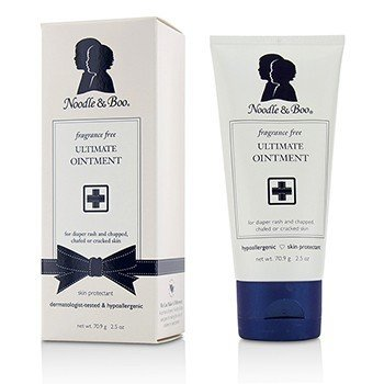 Ultimate Ointment - Fragrance Free For Diaper Rash & Chapped, Chafed Or Cracked Skin (70.9g/2.5oz)