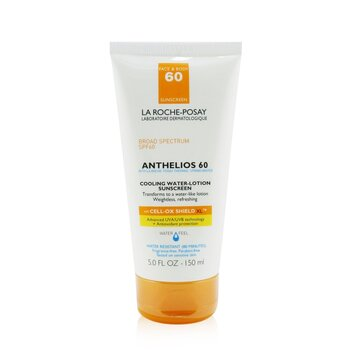 Anthelios 60 Cooling Water Lotion Sunscreen SPF 60 (150ml/5oz)