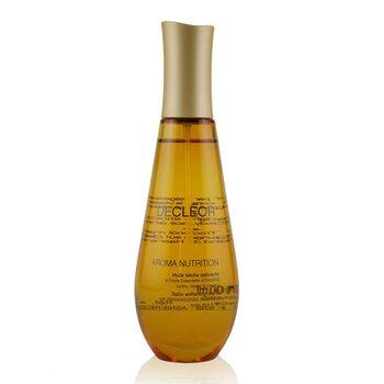 Decleor Aroma Nutrition Satin Смягчающее Сухое Масло для Тела, Лица и Волос - для Нормальной и Сухой Кожи 100ml/3.3oz