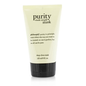 Purity Made Simple Mask Deep-Clean Mask (120ml/4oz)