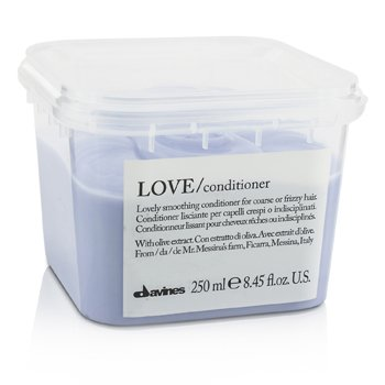 Love Conditioner (Lovely Smoothing Conditioner For Coarse or Frizzy Hair) (250ml/8.45oz)