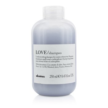 Love Shampoo (Lovely Smoothing Shampoo For Coarse or Frizzy Hair) (250ml/8.45oz)