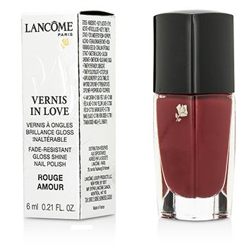 Lancome Vernis In Love Лак для Ногтей - # 160N Rouge Amour 6ml/0.21oz