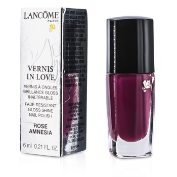 Lancome Vernis In Love Лак для Ногтей - # 244N Rose Amnesia 6ml/0.21oz