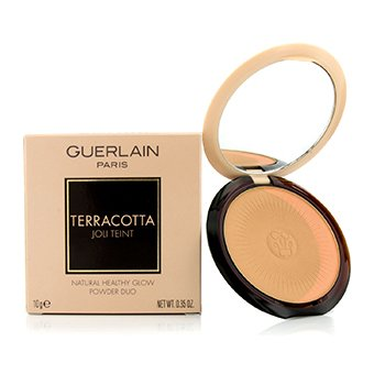 Guerlain Terracotta Joli Teint Natural Healthy Glow Пудра Дуо - # 01 Clair/Light Brunettes 10g/0.35oz