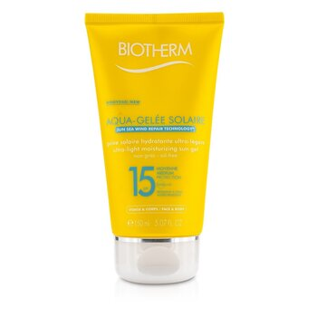 Ultra Light Moisturizing Sun Gel SPF15 (Aquagelee) (150ml/5.07oz)