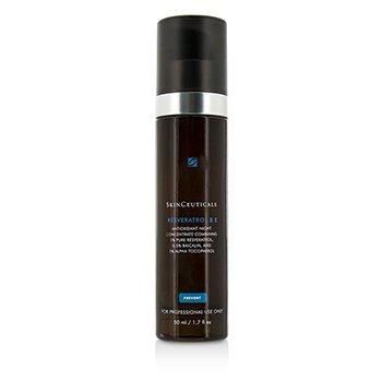 Skin Ceuticals Resveratrol B E Ночной Концентрат с Антиоксидантами (Салонный Размер) 50ml/1.7oz