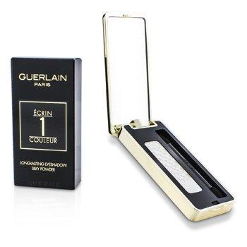 Guerlain Ecrin 1 Couleur Стойкие Тени для Век - # 10 White Ever 2g/0.07oz