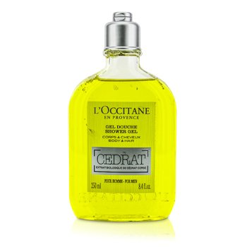 Cedrat Shower Gel (250ml/8.4oz)