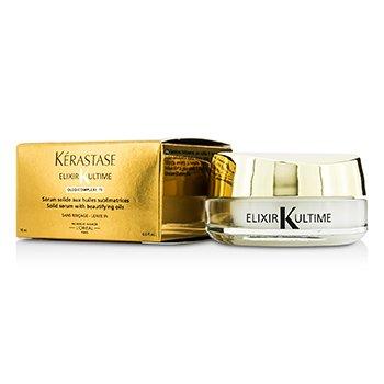 Kerastase Elixir Ultime Oleo-Complexe Твердая Сыворотка с Маслами - Несмываемая (для Сухих, Поврежденных, Густых или Пушистых Волос) 18ml/0.6oz