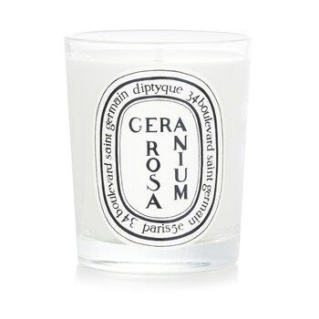 Diptyque 玫瑰天竺葵 香氛蠟燭 Scented Candle - Geranium Rosa (Rose Geranium) - 蠟燭