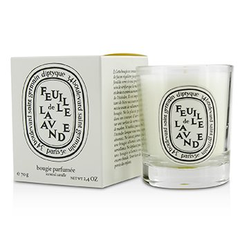 Diptyque 薰衣草 迷你香氛蠟燭 Scented Candle - Feuille De Lavande (Lavender Leaf) - 蠟燭