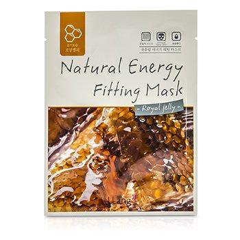 LLang Natural Energy Маска - Маточное Молочко 10x20ml/0.7oz