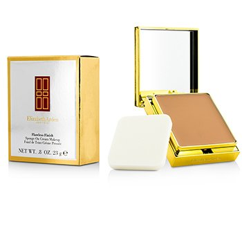 Flawless Finish Sponge On Cream Makeup (Golden Case) - 52 Bronzed Beige II (23g/0.8oz)