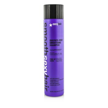 Smooth Sexy Hair Sulfate-Free Smoothing Shampoo (Anti-Frizz) (300ml/10.1oz)