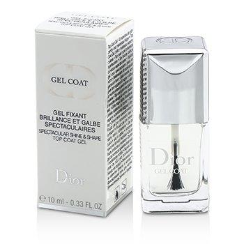 Christian Dior Гелевое Покрытие (Сияющее Гелевое Верхнее Покрытие для Ногтей) 10ml/0.33oz