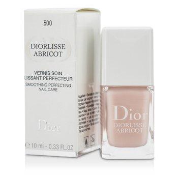 Christian Dior Diorlisse Abricot Разглаживающее Средство для Ногтей - # 500 Pink Petal 10ml/0.33oz