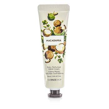 The Face Shop Ежедневный Парфюмированный Крем для Рук - #07 Macadamia 30ml/1oz