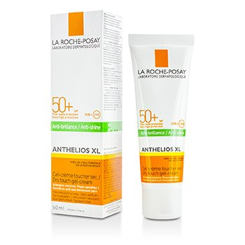 La Roche Posay Anthelios XL 50 Dry Touch Матирующий Гель-Крем SPF 50+ - для Чувствительной к Солнцу Кожи 50ml/1.69oz