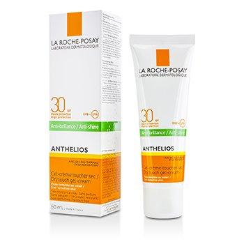 La Roche Posay Anthelios 30 Dry Touch Гель-Крем SPF30 - для Чувствительной к Солнцу Кожи 50ml/1.69oz