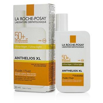 La Roche Posay Anthelios XL 50 Ультра-Легкий Флюид SPF 50+ - для Чувствительной к Солнцу Кожи 50ml/1.69oz