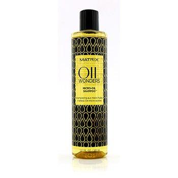 Matrix Oil Wonders Micro-Oil Шампунь (для Всех Типов Волос) 300ml/10.1oz