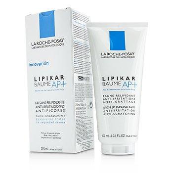 Lipikar Baume AP+ Lipid-Replenishing Balm Anti-Irritation Anti-Scratching (200ml/6.76oz)