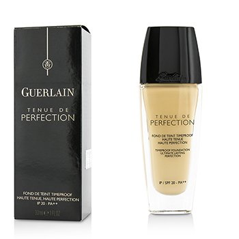 Guerlain Tenue De Perfection Стойкая Основа SPF 20 - # 31 Ambre Pale 30ml/1oz