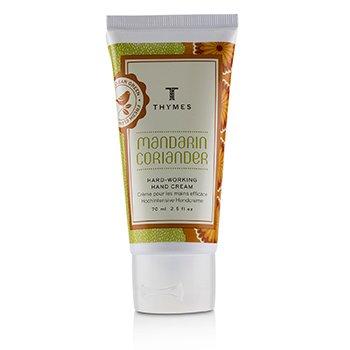 Thymes Mandarin Coriander Интенсивный Крем для Рук 70ml/2.5oz