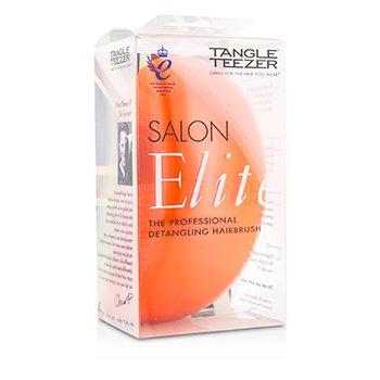 Salon Elite Professional Detangling Hair Brush - Orange Mango (For Wet & Dry Hair) (1pc)