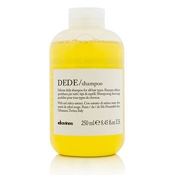 Dede Delicate Daily Shampoo (For All Hair Types) (250ml/8.45oz)