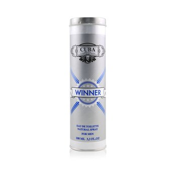 Cuba Winner Eau De Toilette Spray (100ml/3.3oz)
