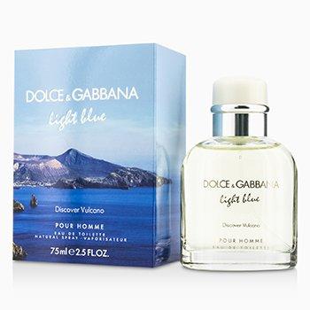 Dolce  Gabbana Light Blue Discover Vulcano Туалетная Вода Спрей 75ml/2.5oz