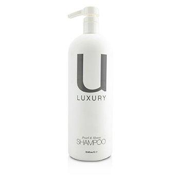 U Luxury Pearl & Honey Shampoo (Salon Product) (1000ml/33.8oz)