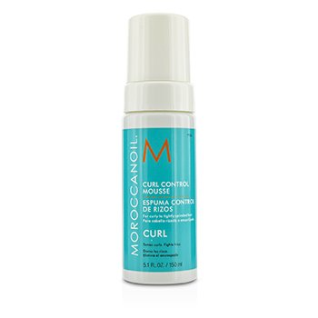 Curl Control Mousse (For Curly to Tightly Spiraled Hair) (150ml/5.1oz)