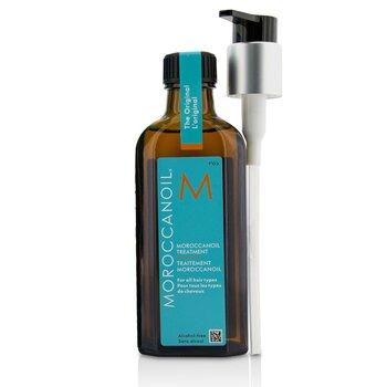 Moroccanoil Treatment - Original (For All Hair Types) (100ml/3.4oz)