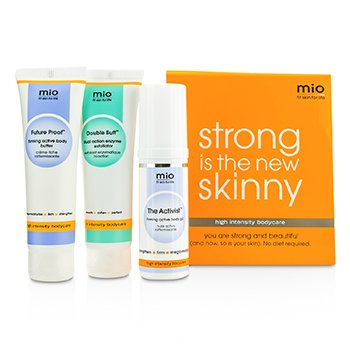 Strong Is The New Skinny Kit: The Activist 30ml + Double Buff 50ml + Future Proof 50ml (3pcs)