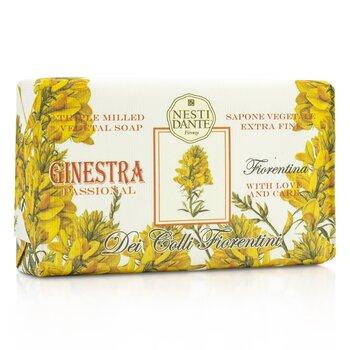 Dei Colli Fiorentini Triple Milled Vegetal Soap - Broom (250g/8.8oz)