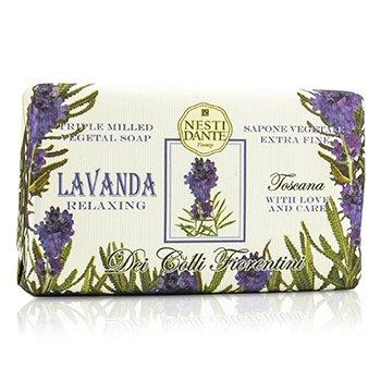 Dei Colli Fiorentini Triple Milled Vegetal Soap - Tuscan Lavender (250g/8.8oz)